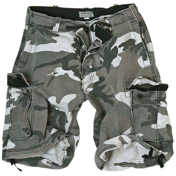 Surplus Vintage Shorts Washed Urban