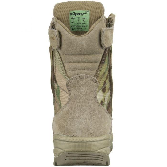 Viper Special Ops Boots MultiCam