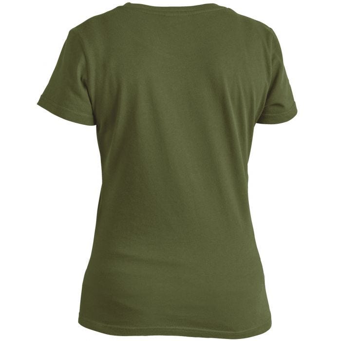 Helikon Women's T-Shirt Olive Green