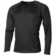 MFH US Undershirt Level I Gen III Black