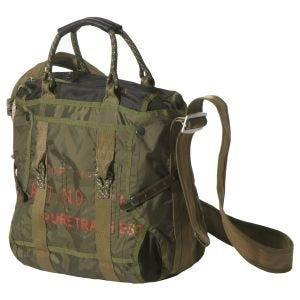 Pure Trash Medium Handbag OD Green