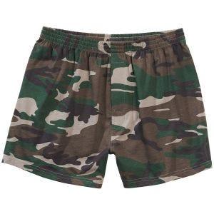 Brandit Boxer Shorts Woodland