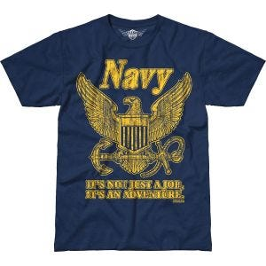 7.62 Design USN Retro Battlespace T-Shirt Navy