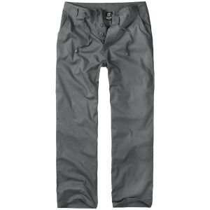 Brandit Brady Trousers Anthracite