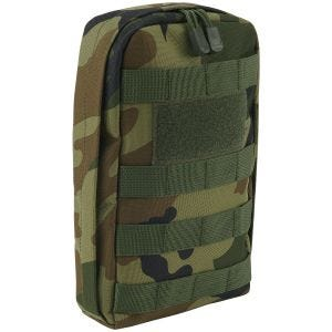 Brandit Snake MOLLE Pouch Woodland