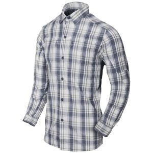 Helikon Trip Shirt Indigo Plaid