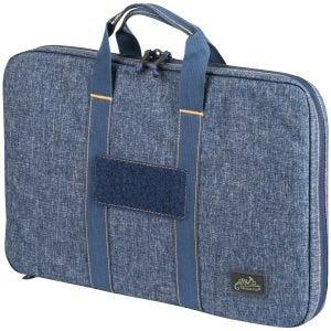 Helikon Double Pistol Wallet Melange Blue