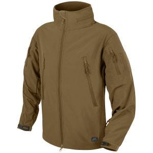 Helikon Gunfighter Soft Shell Jacket Mud Brown