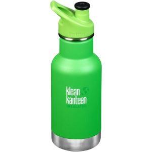 Klean Kanteen Kid Sport 355ml Bottle Sport Cap 3.0 Lizard Tails