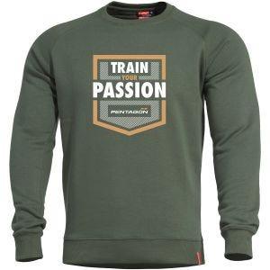 Pentagon Hawk Sweater TP Camo Green