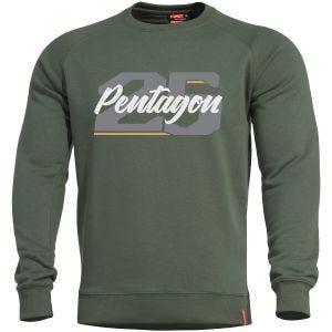 Pentagon Hawk Sweater TW Camo Green