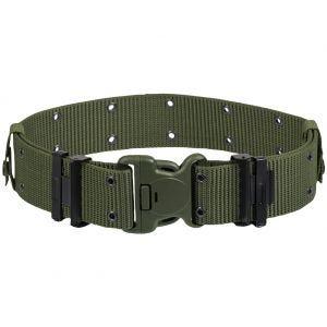 Mil-Tec US LC2 Duraflex Buckle Belt Olive