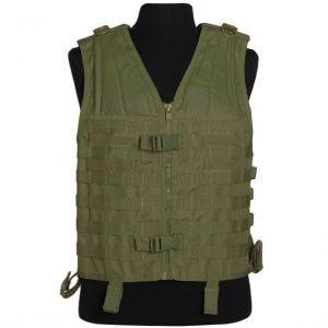 Mil-Tec MOLLE Carrier Vest Olive
