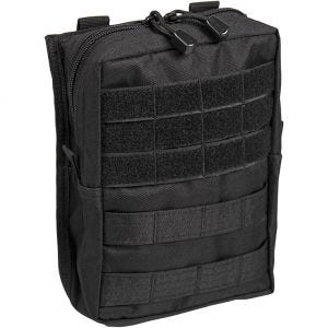 Mil-Tec MOLLE Belt Pouch Large Black