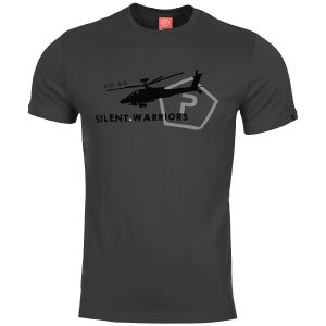 Pentagon Ageron Helicopter T-Shirt Black