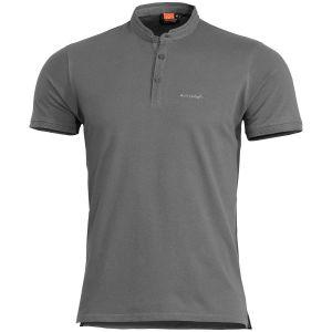 Pentagon Levantes Henley Shirt Wolf Grey