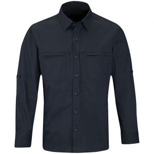Propper Men's HLX Shirt Long Sleeve LAPD Navy