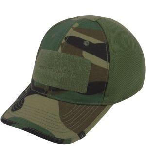Pentagon Raptor BB Cap Woodland
