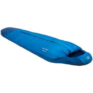 Highlander Trekker 50 Mummy Sleeping Bag Blue
