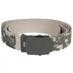 Mil-Tec Webbing Belt ACU Digital