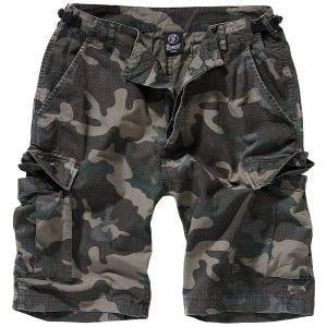 Brandit BDU Shorts Dark Camo