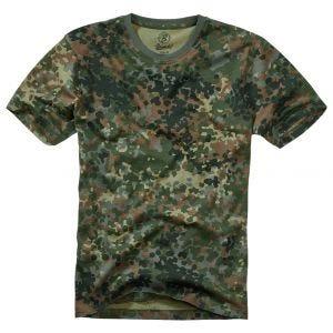 Brandit T-shirt Flecktarn