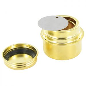 Highlander Brass Meths Burner