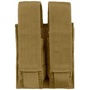 Condor Double Pistol Magazine Pouch Coyote Brown