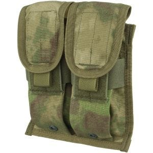 Flyye Double M4/M16 Magazine Pouch Ver. FE MOLLE A-TACS FG