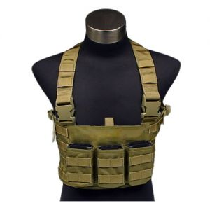 Flyye LAW ENF Chest Rig Coyote Brown