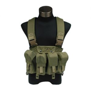 Flyye LBT AK Tactical Chest Vest Ranger Green