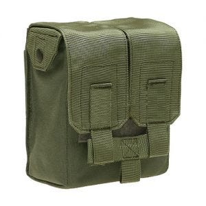 Flyye M249 200Rds Ammo Pouch MOLLE Ranger Green
