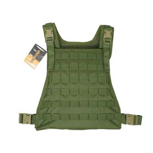 Flyye MBSS Plate Carrier Olive Drab