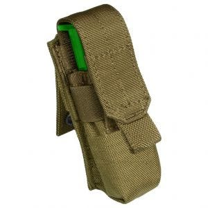 Flyye Single 9mm Magazine Pouch Ver. FE MOLLE Coyote Brown
