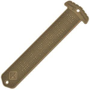 Hazard 4 Cheatstick #1 Ruler / Morse MOLLE Patch Coyote