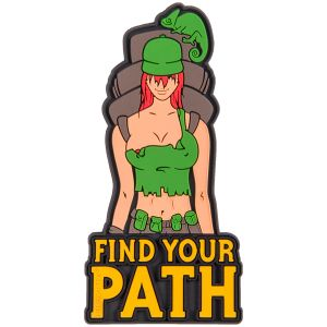 Helikon Find Your Patch Patch Olive Green