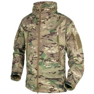 Helikon Gunfighter Soft Shell Jacket Camogrom