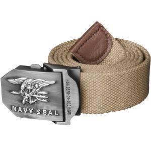 Helikon Navy Seal Belt Cotton Khaki