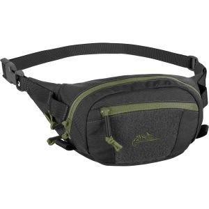 Helikon Possum Waist Pack Black / Olive Green