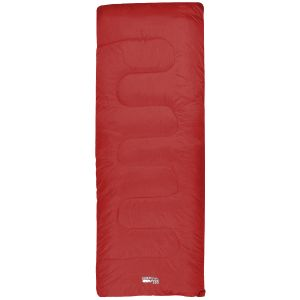 Highlander Sleepline 250 Sleeping Bag Red