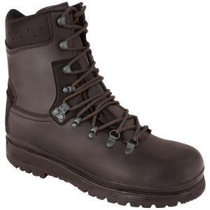 Highlander Elite Forces Boots Brown