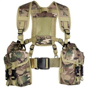 Highlander Full P.L.C.E. Webbing Set HMTC