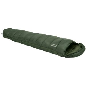 Highlander Phoenix Spark 150 Mummy Sleeping Bag Olive Green