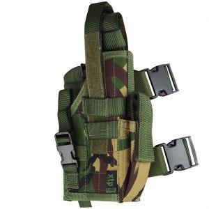 Pro-Force Drop Leg Pistol Holster MOLLE DPM