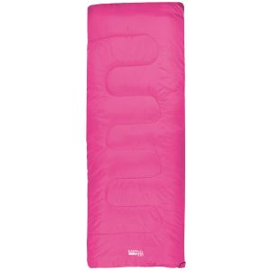 Highlander Sleepline 250 Envelope Sleeping Bag Fushia