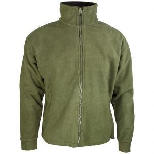 Highlander Thor Fleece Jacket Olive