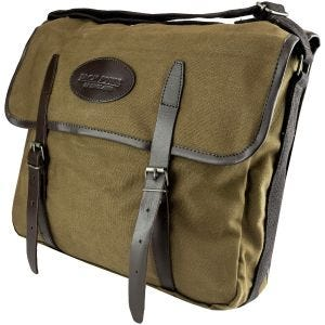 Jack Pyke Canvas Dog Bag Green