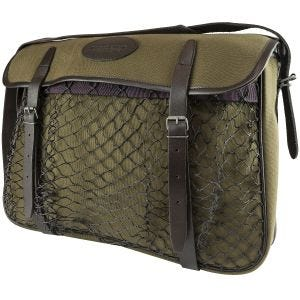 Jack Pyke Canvas Game Bag Green