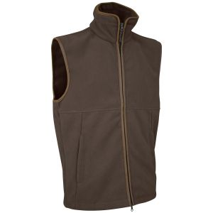 Jack Pyke Countryman Fleece Gilet Brown