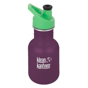 Kid Kanteen Sport 355ml Bottle with Sport Cap 3.0 Winter Plum